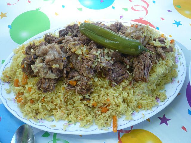 настоящий узбекский плов рецепт приготовления с фото
