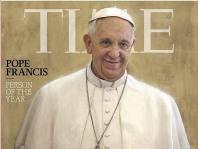 Фрагмент обложки журнала Time