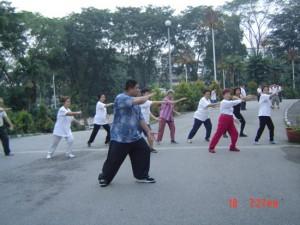 Малайзия занятия в парке