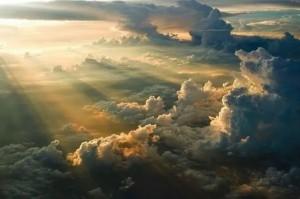 небеса и солнца лучик
