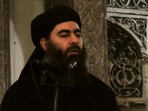 Абу Бакр аль-Багдади, лидер группировки «Исламское государство»