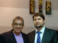 Никки Круз И Игорь Никитин