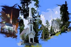 церковные храмы