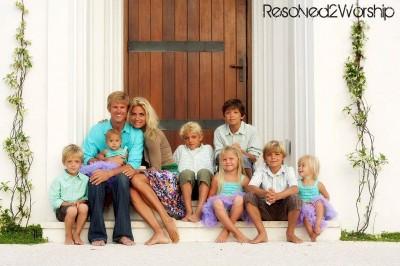 МАМА 8 ДЕТЕЙ! СЧАСТЛИВАЯ, КРАСИВАЯ, УСПЕШНАЯ. ВДОХНОВЛЯЙТЕСЬ!