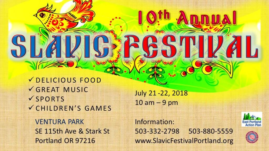 Slavic Festival