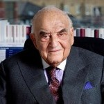 Георг Вайденфельд. Фото с сайта timesofisrael.com