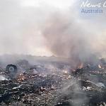 Кадр видео, обнародованный изданием News Corp Australia